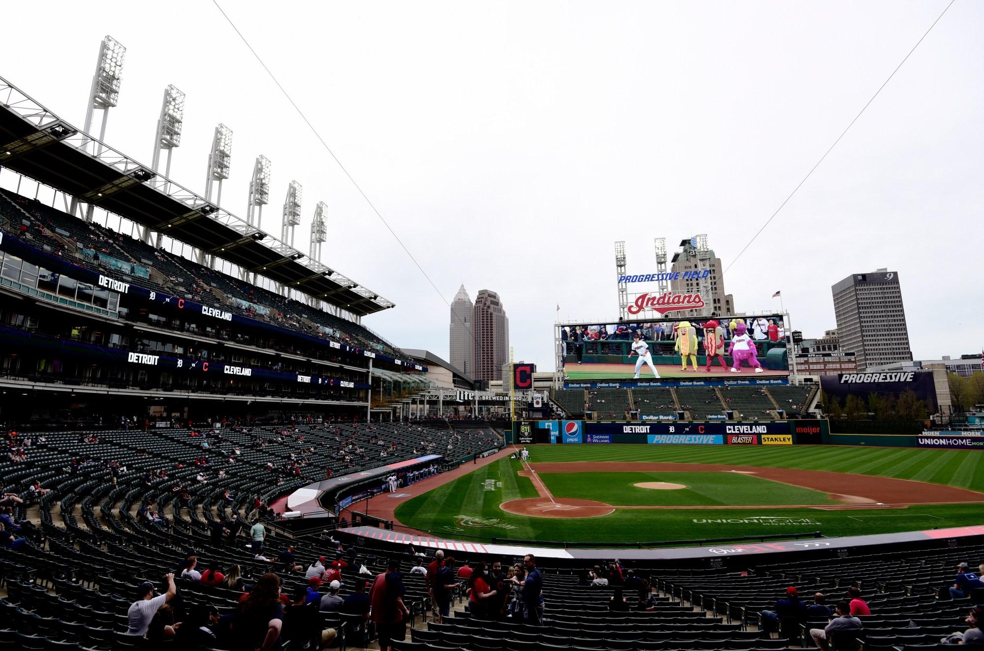 Cleveland Indians name change Guardians