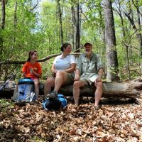 Trip report: Backpacking at Piney Creek Wilderness - April 2012