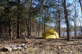 Piney Creek Campsite