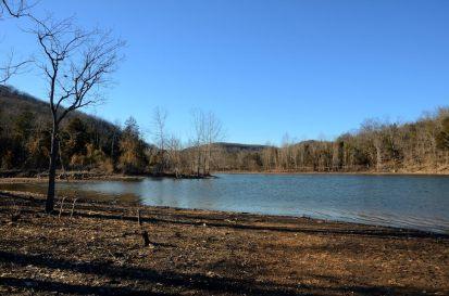 View towards Piney Creek