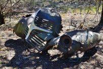 Hercules Glades Wilderness - Dodge Truck front fenders