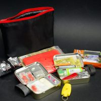 Hiking and Backpacking Emergency Kit