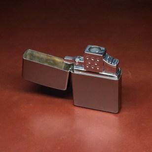 Zippo Lighter Case with Vector Thunderbird Butane Insert