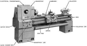 CINCINNATI LRT Metal Lathes Instruction & Parts Manual