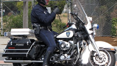 Photo of Loud Pipes are Safer for the Police Riders
