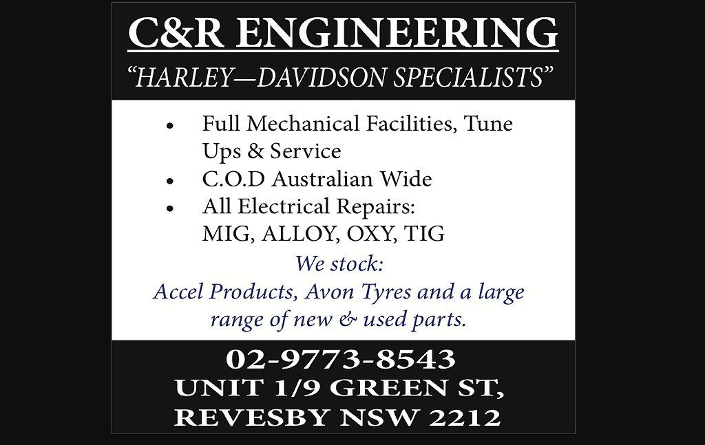C&R Engineering