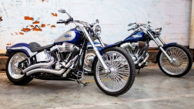 Photo of Father & Son Project Harleys