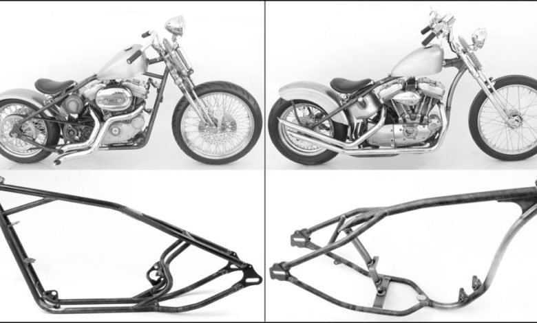 Photo of Rubber Mount Sporty Frames