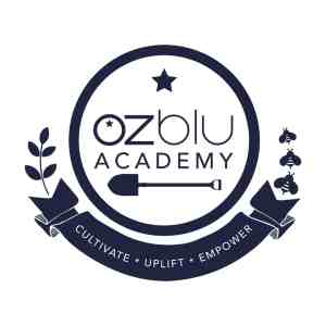 Image of the logo for OZblu Academy