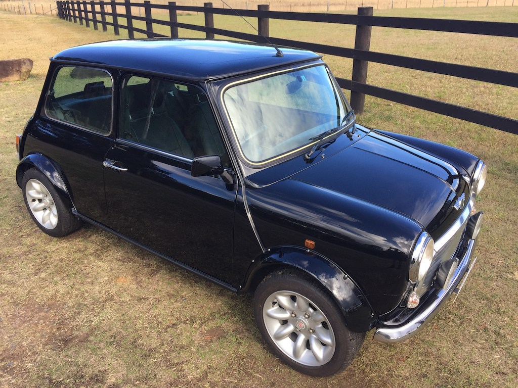 2000 Rover Mini Mpi Available Now
