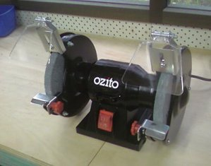 Ozito DIY Bench Grinder – Very Affordable