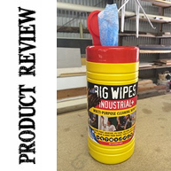 Big Wipes – Industrial Strength Cleaning Wipes