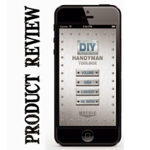 Handyman iPhone App – Calculate Concrete, Flooring etc. Convert Measurements. 2 Stroke Fuel Mix Calculator.