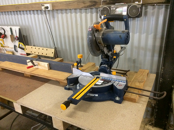 mitre saw stand 2