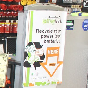Power Tool Battery Recycling