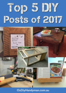 Top 5 DIY Projects of 2017