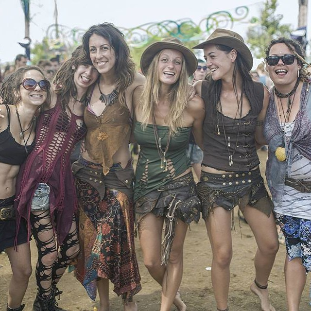 Festival Tribe Sisters | People