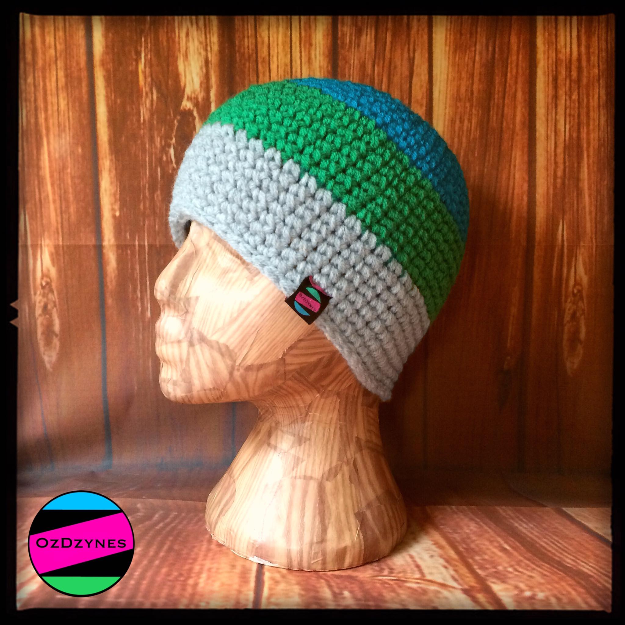 Fitted Beanie - OzDzynes 1330803e145