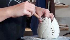 porcelaine-decoupe-ajourage