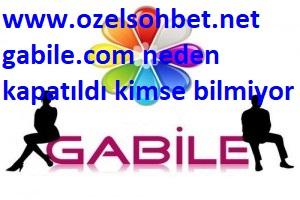 Gabile.Com, OzelSohbet.Net