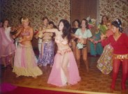Ozel Turkbas Belly Dancing Workshop