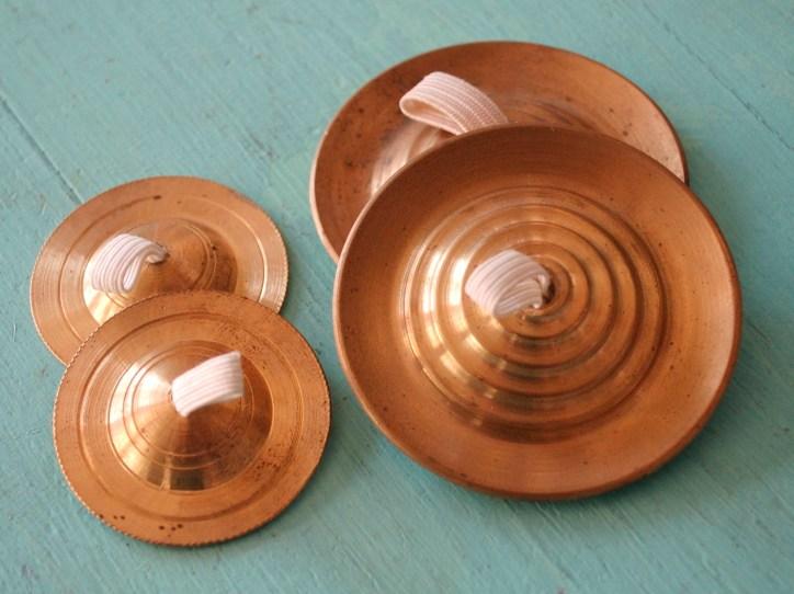 Ozel Turkbas Cymbals
