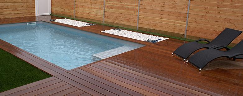 piscine bois 6x3 piscine semi