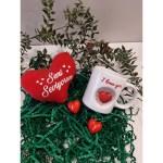 Kırmızı Bereli Seni Seviyorum Kutusu (3)