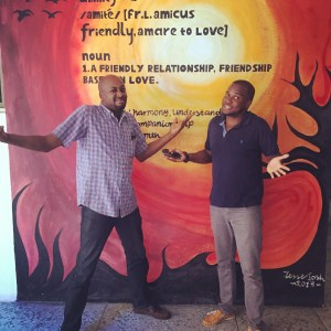 With Ebun Omoni, Director at Andela