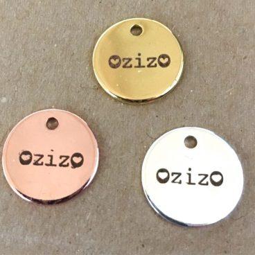 rosegouden labels