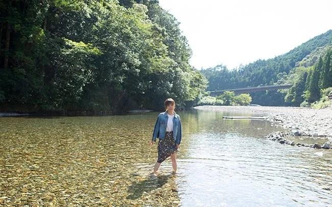 世界遺産つぼ湯&清流の温泉に癒される旅