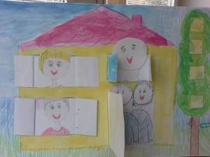 Náš dom,Leo Hradský, 6 rokov,Súkromná základná škola s materskou školou pre žiakov a deti s autizmom, Myslavská 401, Košice
