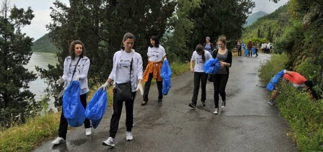 Akcija čišćenja - Montenegro Phototrekking