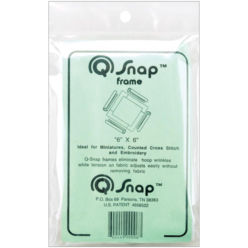 q snap quilting frame 6 x 6
