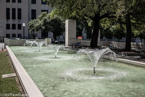 North America 2017, Dallas Texas, Dealey Plaza