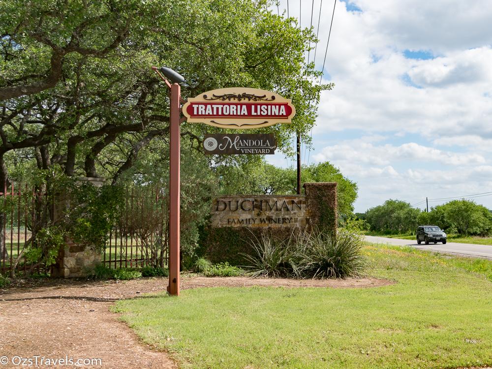 Duchman Family Winery Texas
