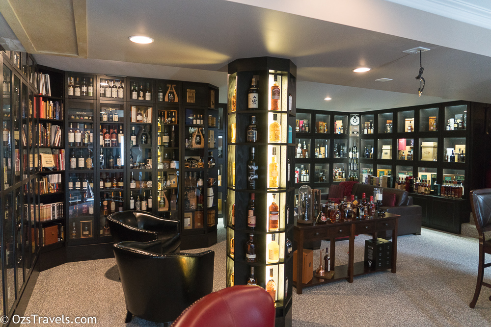 Exclusive Whisky Bar