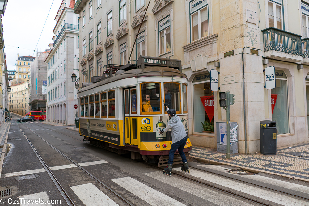 Oz's Lisbon Wander Part 2