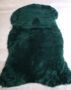 High Temperature washable medical sheepskin underlay