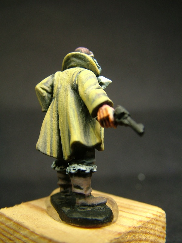 Wargame 28mm miniature figures - painting tip! - Pauls (Mini) Art