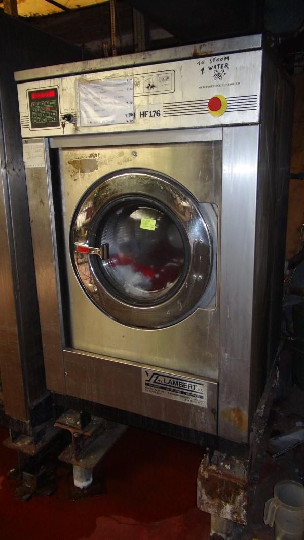 Complete Industrial Laundry Jensen Senking