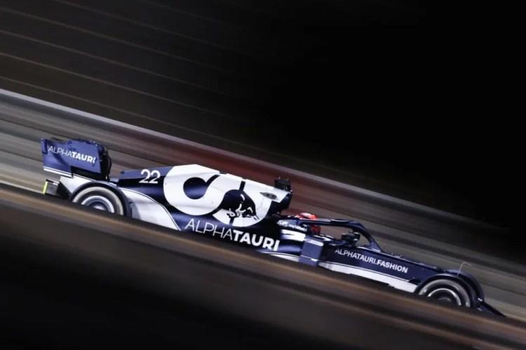 """F1   GP Bahrain 2021, Gara, Tsunoda: """"Orgoglioso della mia prestazione""""    P300.it"""
