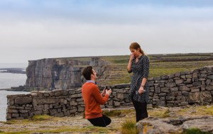romantic proposal photos