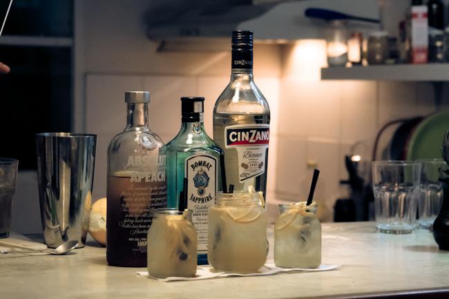 SOS Drinks en Maya Sommelier Radio y MiniPixel + Globo 15