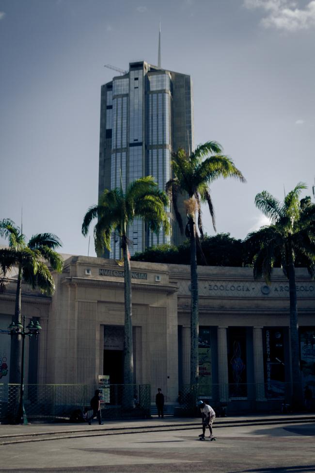 Plaza de los Museos