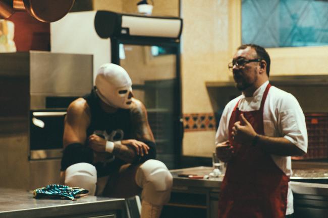 Cocina Para Luchadores