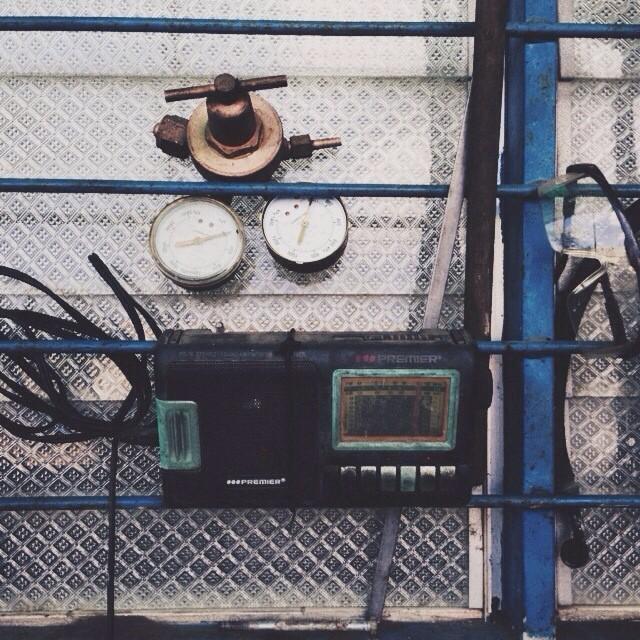 Válvulas y radio