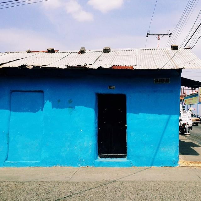 Casita azul, Calle 18