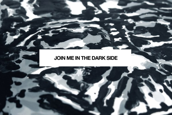 Control+Z – Join Me in The Dark Side