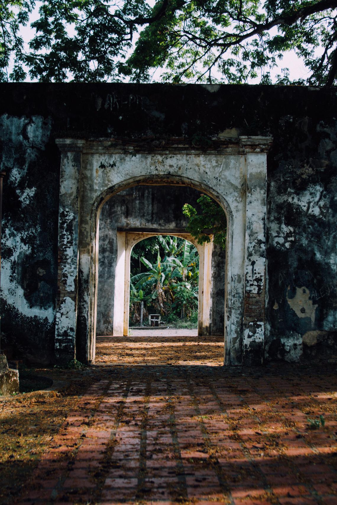 Las Ruinas de San Rafael de Las Guaduas